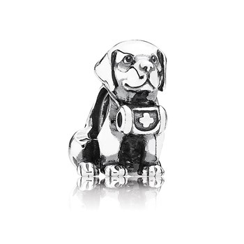 802-2872-PANDORA Mountain Dog Charm