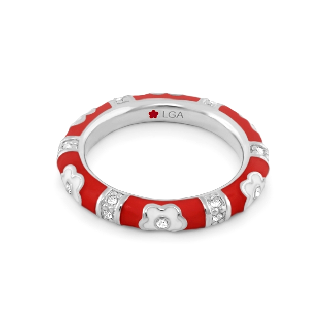 344076-344453-Red 'Daisy Love' Ring