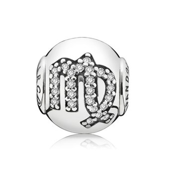 346732-PANDORA ESSENCE Collection VIRGO Charm RETIRED LIMITED QUANTITIES!