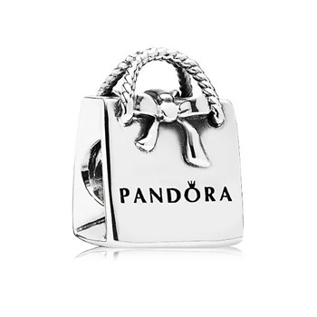 344221-PANDORA Shopping Bag Charm