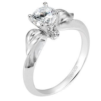 "Parade ""Lyria"" Diamond Semi-Mount Ring-348409"