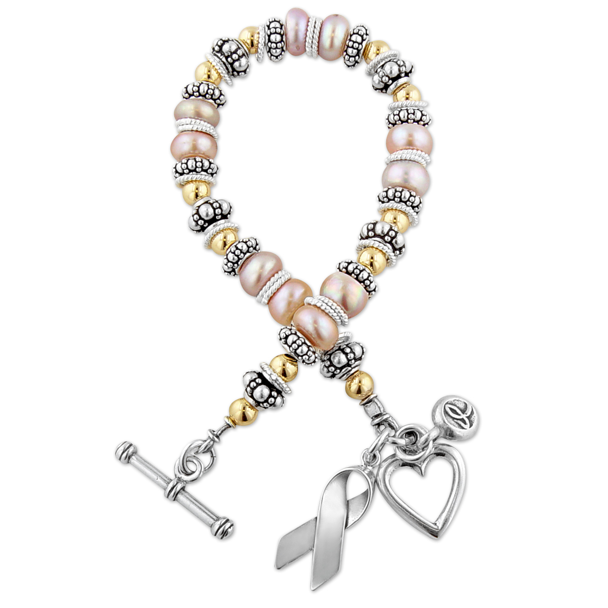 217927-Button Pearl Spectacular Bracelet