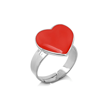 Child's Ring 'Baby Hearts' Design 342567 ONLY 1 LEFT!