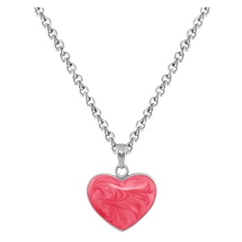 343573-Lauren G Adams Child's Pendant 'Baby Hearts' Design ONLY 1 LEFT!