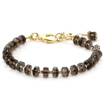 Lollies Smokey Quartz Bracelet 344626