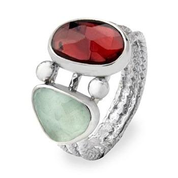 Red & Green Ring-655-3396