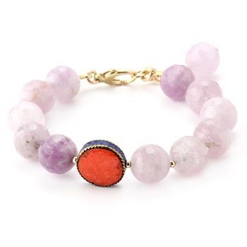 346098-Lollies light amethyst  Bracelet