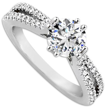 Frederic Sage Bridal Ring-344211
