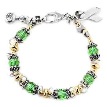 Kidney Cancer Awareness Bracelet-187879