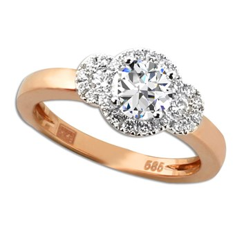 Frederic Sage Bridal Ring-348878