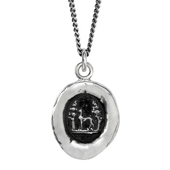 605-01314-Revered Friendship Talisman Necklace
