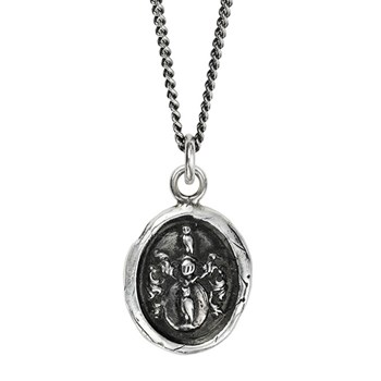 605-01297-Lean On Me Talisman Necklace