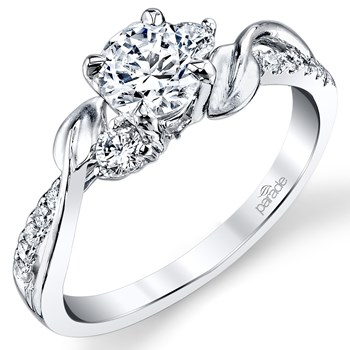 "345386-Parade ""Lyria Leaves"" Diamond Ring"