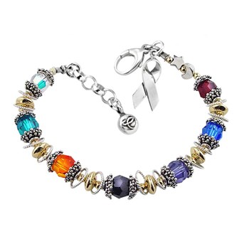 Multiple Cancer Awareness Bracelet-187800