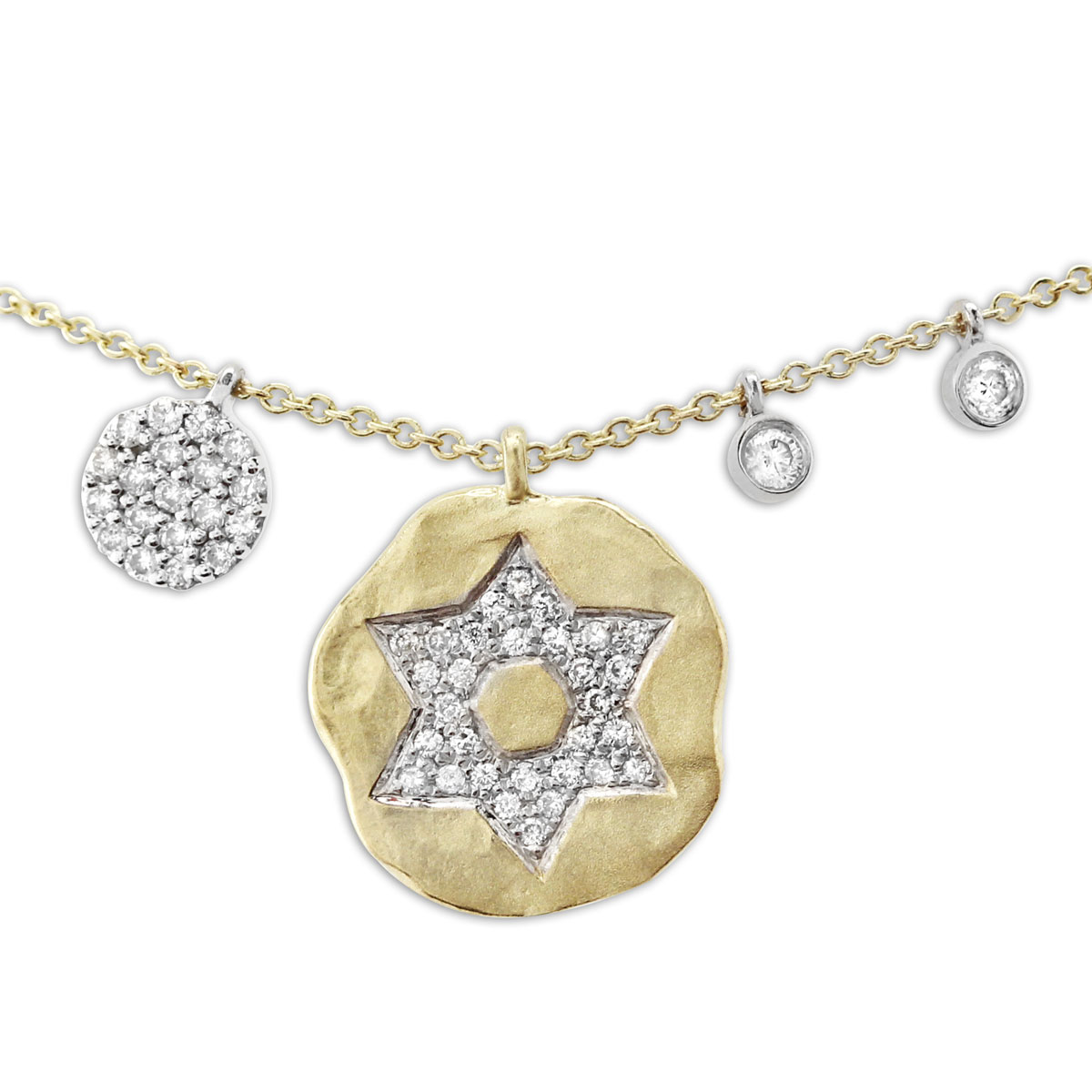 341769-Star Of David Necklace