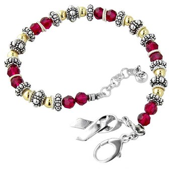 Myeloma Cancer - Spectacular Awareness Bracelet
