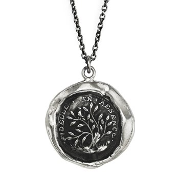 Fidelity Talisman Necklace-605-1299