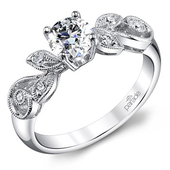 "348404-Parade ""Lyria"" Diamond Semi-Mount Ring"