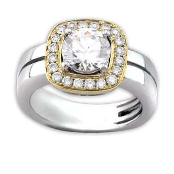 Frederic Sage Bridal Ring-334696