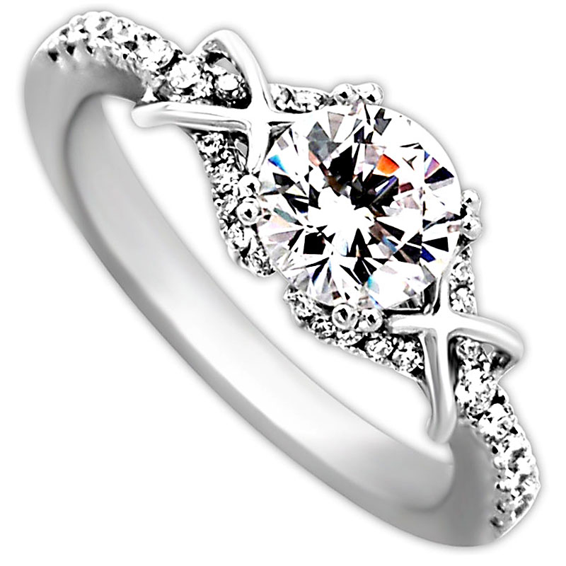 340930-Frederic Sage Bridal Ring
