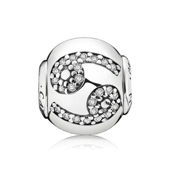346730-PANDORA ESSENCE Collection CANCER Charm RETIRED LIMITED QUANTITIES!