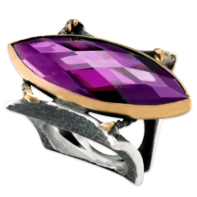 333045-Amethyst Ring ONLY 1 LEFT!