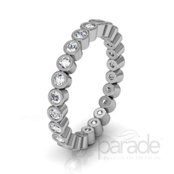 Parade Eternity Diamond Band-348388