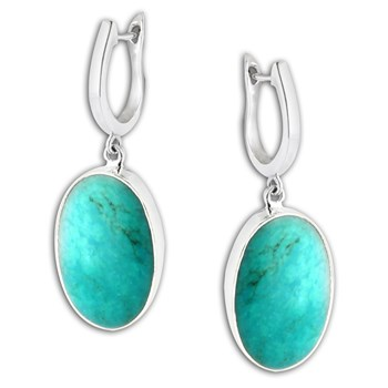 347420-Turquoise Earrings