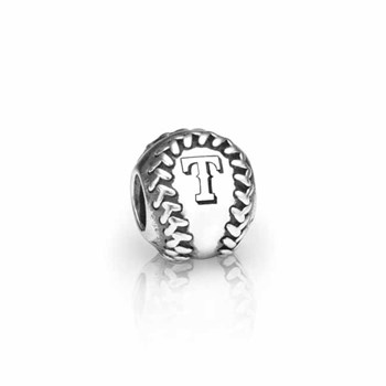 PANDORA Texas Rangers Baseball Charm RETIRED ONLY 1 LEFT!-346632