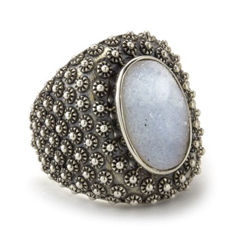 Drusy Ring-630-96