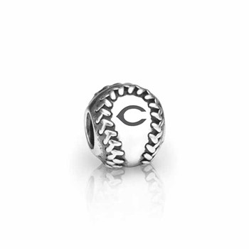 346611-PANDORA Cincinnati Reds Baseball Charm RETIRED ONLY 5 LEFT!