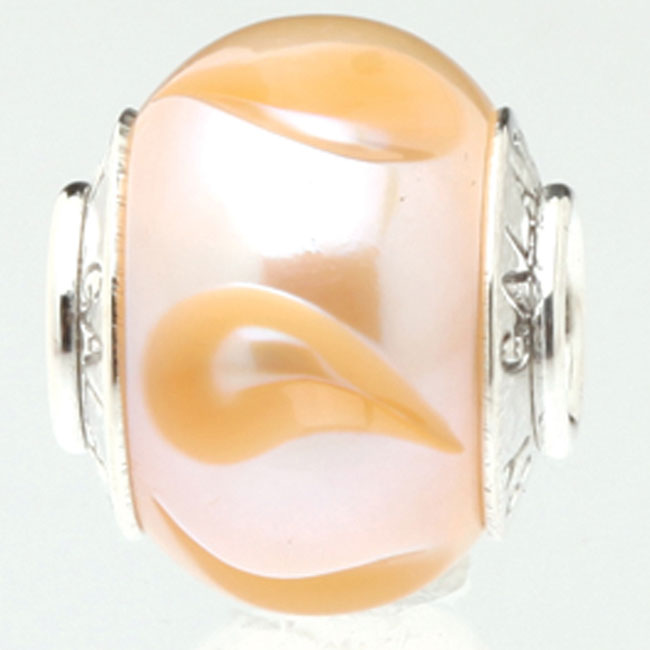 339114-Galatea Peach Levitation Pearl