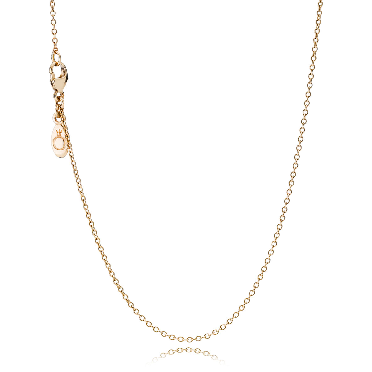 PANDORA 14K Necklace Chain-801-705