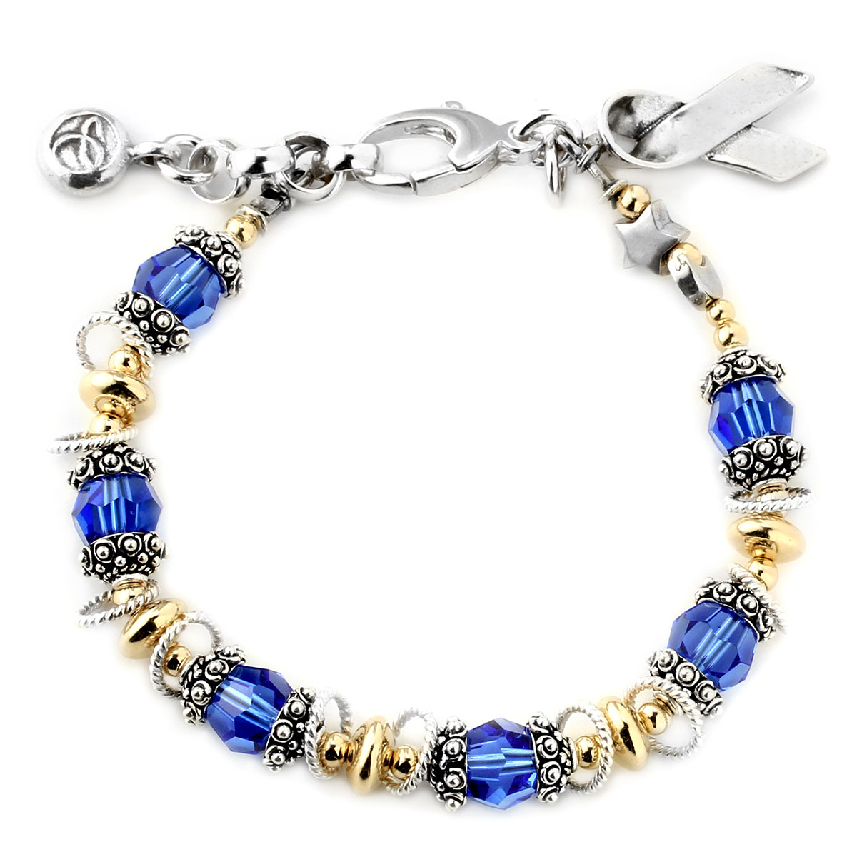 179164-Colon Cancer - Awareness Bracelet