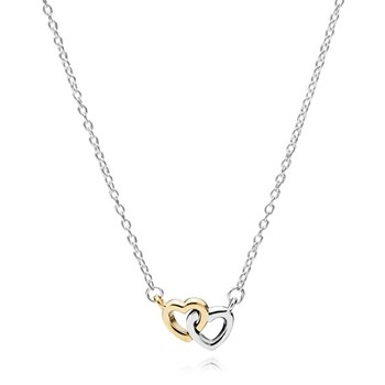 PANDORA United In Love Necklace