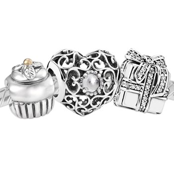 3381-PANDORA Happy April Birthday Set