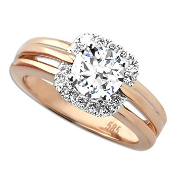 Frederic Sage Bridal Ring-348870