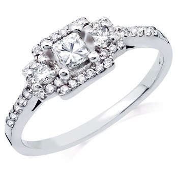 Saige Diamond Ring-345525