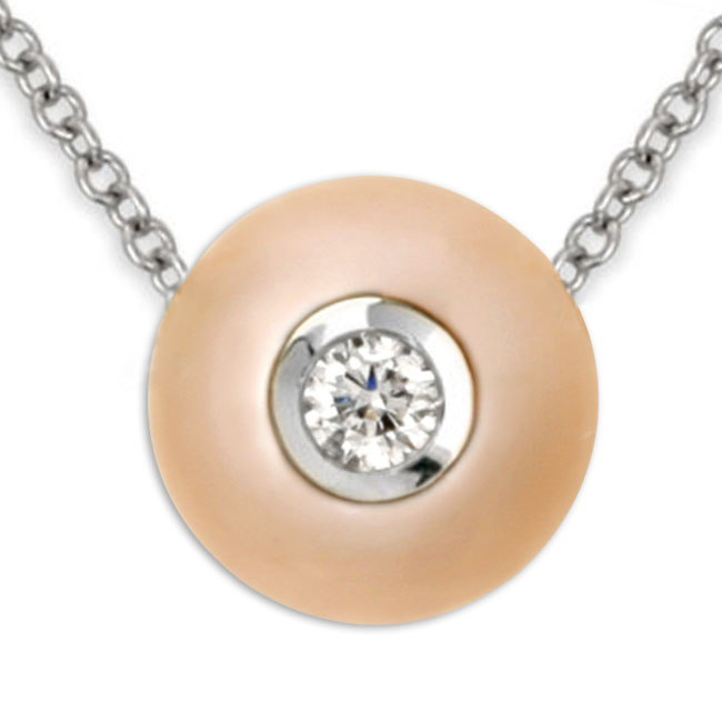 333864-Galatea Diamond in a Pearl Necklace