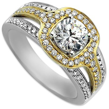 Frederic Sage Bridal Ring-334694
