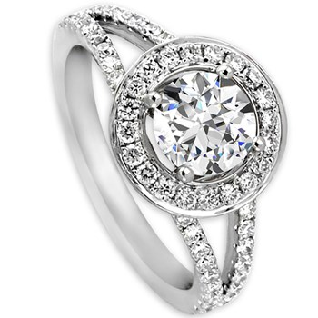 Frederic Sage Bridal Ring-343525