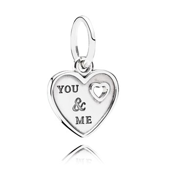 PANDORA Together Forever Pendant *Pandora Shop in Shop Exclusive*-802-1206
