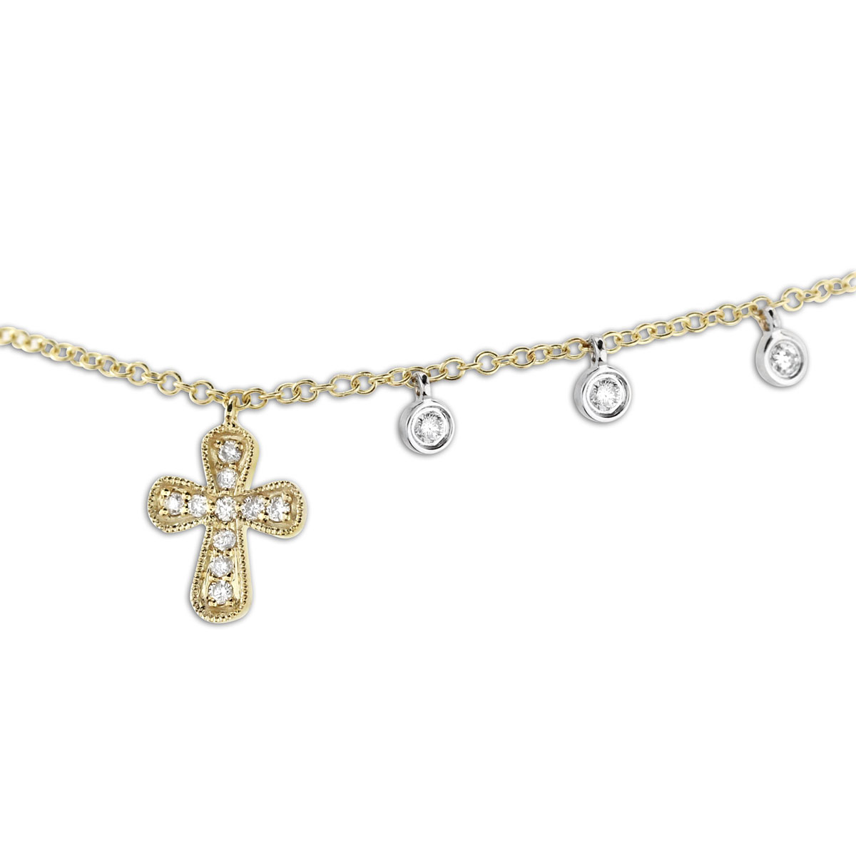 341762-Cross Necklace