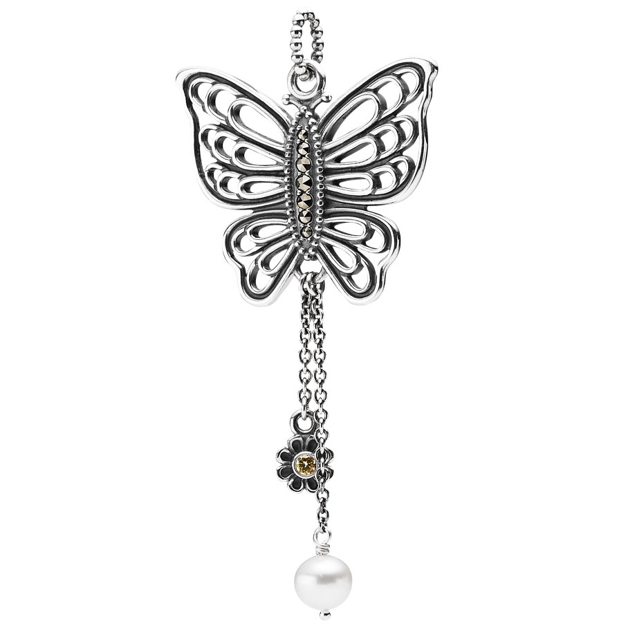 344342-PANDORA Love Takes Flight Pendant
