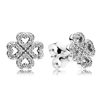 PANDORA Petals of Love Earrings