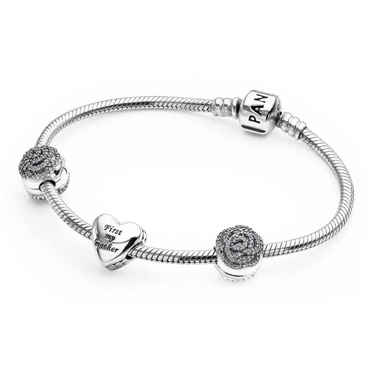 801-667-PANDORA Bouquet of Love Bracelet Gift Set LIMITED QUANTITIES!