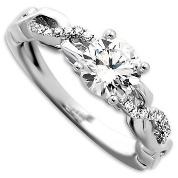 Frederic Sage Bridal Ring-340937