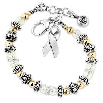 222396-Bone Cancer - Spectacular Awareness Bracelet