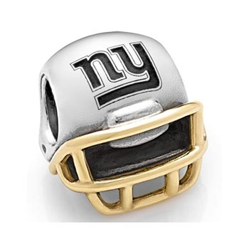 PANDORA New York Giants NFL Helmet Charm-346593