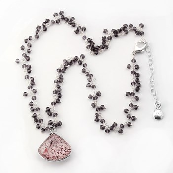 Moss Amethyst Necklace-348498